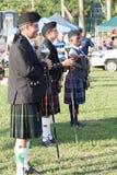 Scottish Highland Gathering Stock Image