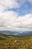 Scottish highlands Royalty Free Stock Photos