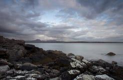Scottish highlands Stock Photos