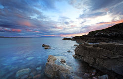 Scottish highlands Royalty Free Stock Photography