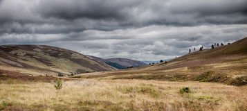 Scottish Highlands HDR LT Royalty Free Stock Image
