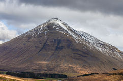 Scottish Highlands. The Scottish Highlands are not only a historic region of Scotland, but also a beautiful and inspiring region of ancient landscapes with a Royalty Free Stock Images
