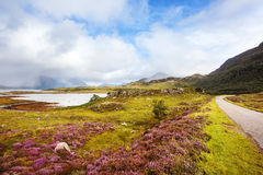 Scottish Highlands Stock Photos