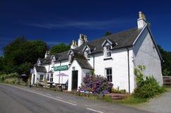 A Scottish Inn. A photo of a Scottish Inn royalty free stock photos