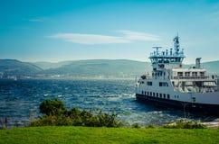Scottish Island Ferry Royalty Free Stock Photography