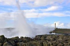 Scottish Island Seascape Stock Image