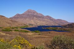 Scottish landscape Royalty Free Stock Photography