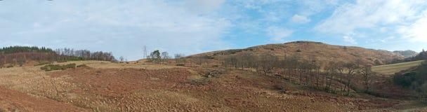 Scottish Landscape Royalty Free Stock Images