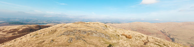 Scottish Landscape Stock Photo