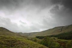 Scottish landscape Royalty Free Stock Photo