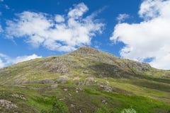 Scottish Highland Royalty Free Stock Photography