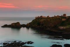 Scottish landscape during the sunset Royalty Free Stock Photos