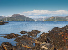 Scottish Landscape Royalty Free Stock Photo