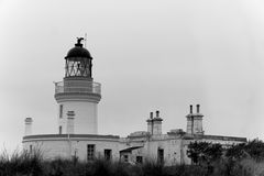 Scottish Lighthouse Royalty Free Stock Images