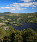 Scottish loch Stock Photography