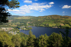 Scottish loch Royalty Free Stock Photo