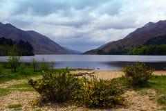Scottish Loch Royalty Free Stock Photos