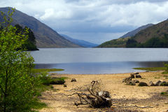 Scottish Loch Royalty Free Stock Images