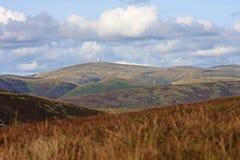 Scottish Lowlands Royalty Free Stock Photo