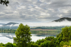 Scottish Mist Royalty Free Stock Photo