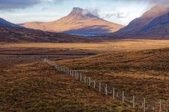 Scottish Mountain Royalty Free Stock Photo