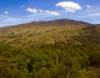 Scottish Mountains Royalty Free Stock Image