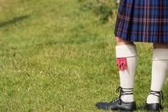 Scottish National Dress Royalty Free Stock Image