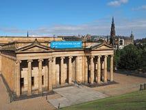 Scottish National Gallery Stock Photos