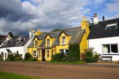 Scottish neighborhood Stock Photos