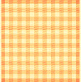 Scottish orange cloth Stock Photo