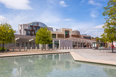 Free Scottish Parliament Building, Edinburgh, Scotland Stock Photography - 54202162