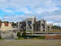 The Scottish Parliament, Edinburgh Royalty Free Stock Photos