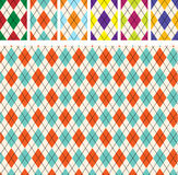 Scottish pattern Royalty Free Stock Photos