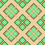 Scottish pattern seamless - vector Royalty Free Stock Images