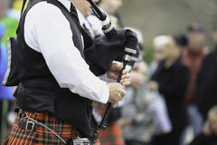 Scottish Pipe Band Stock Photos