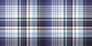 Scottish plaid Stock Image