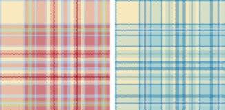 The Scottish plaid Royalty Free Stock Photos