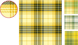 Scottish plaid Royalty Free Stock Image