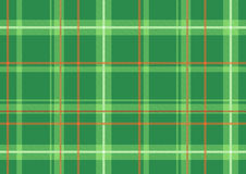 Scottish plaid Royalty Free Stock Photo