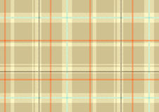 Scottish plaid Royalty Free Stock Images