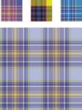 Scottish plaid Stock Photo