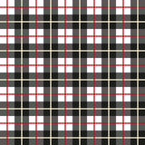 Scottish plaid pattern seamless vector Stock Photo