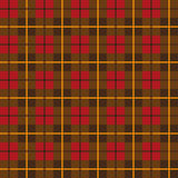 Scottish plaid pattern seamless vector Stock Images