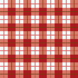 Scottish plaid pattern seamless vector Stock Image