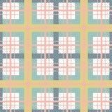 Scottish plaid seamless pattern. Green colors tartan vector background. vector illustration