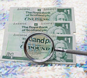 Scottish pound Royalty Free Stock Image