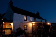 scottish pub стоковые изображения rf