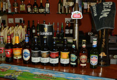scottish pub Stock Photos