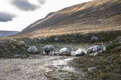 Scottish rural landscape stock photography