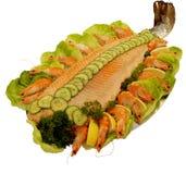 Scottish Salmon Stock Image